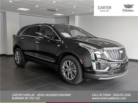 2021 Cadillac XT5 Premium Luxury (Stk: C1-99570) in Burnaby - Image 1 of 24