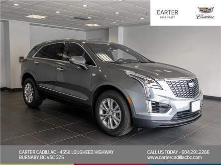 2021 Cadillac XT5 Luxury (Stk: C1-74560) in Burnaby - Image 1 of 23