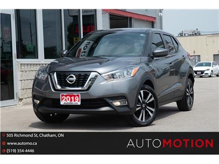2019 Nissan Kicks  (Stk: 211259) in Chatham - Image 1 of 25