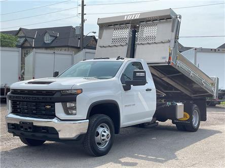 2021 Chevrolet Silverado 3500HD CC Work Truck (Stk: 21648) in Toronto - Image 1 of 20