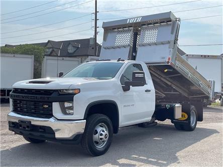 2021 Chevrolet Silverado 3500HD CC Work Truck (Stk: 21649) in Toronto - Image 1 of 20