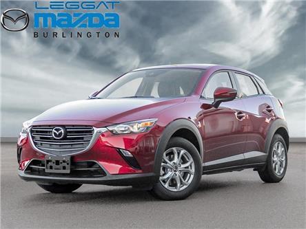 2021 Mazda CX-3 GS (Stk: 212814) in Burlington - Image 1 of 23