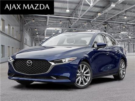 2021 Mazda Mazda3 GT w/Turbo (Stk: 21-1705) in Ajax - Image 1 of 22