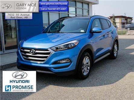 2017 Hyundai Tucson 2.0L SE AWD (Stk: 1KN3948A) in Red Deer - Image 1 of 24