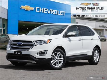2015 Ford Edge SEL (Stk: 386548A) in Oshawa - Image 1 of 35