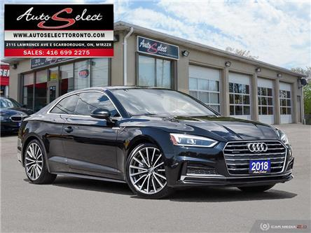 2018 Audi A5 S-Line Quattro (Stk: 1A797X21) in Scarborough - Image 1 of 28