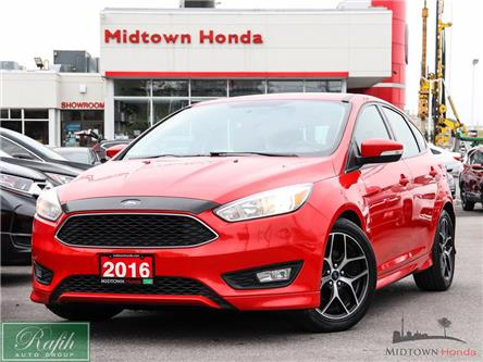 2016 Ford Focus SE (Stk: 2210100A) in North York - Image 1 of 25