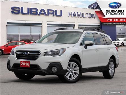 2018 Subaru Outback 3.6R Touring (Stk: U1735) in Hamilton - Image 1 of 27