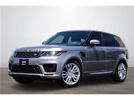 2019 Land Rover Range Rover Sport Supercharged Dynamic (Stk: C8670) in Vaughan - Image 1 of 21