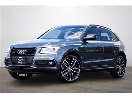 2017 Audi SQ5 3.0T Dynamic Edition (Stk: T19556A) in Vaughan - Image 1 of 22