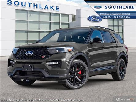 2021 Ford Explorer ST (Stk: 34070) in Newmarket - Image 1 of 23