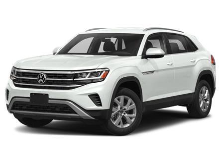 2021 Volkswagen Atlas Cross Sport 3.6 FSI Execline (Stk: 210342) in Regina - Image 1 of 9