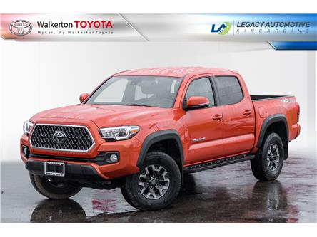 2018 Toyota Tacoma TRD Off Road (Stk: PM118) in Walkerton - Image 1 of 17