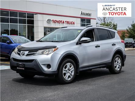 2013 Toyota RAV4  (Stk: 21553A) in Ancaster - Image 1 of 3