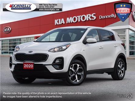 2020 Kia Sportage LX (Stk: KV267A) in Ottawa - Image 1 of 27