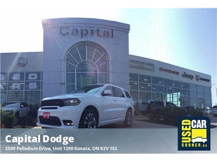 2019 Dodge Durango GT (Stk: P3233) in Kanata - Image 1 of 30