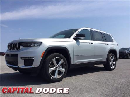 2021 Jeep Grand Cherokee L Limited (Stk: M00537) in Kanata - Image 1 of 29