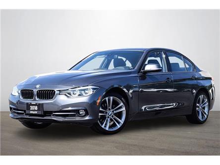 2018 BMW 330i xDrive (Stk: T19434AA) in Woodbridge - Image 1 of 21