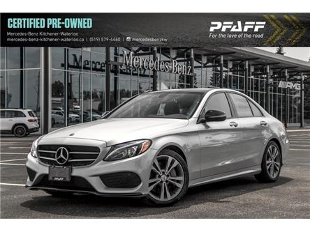 2018 Mercedes-Benz C-Class Base (Stk: K4434) in Kitchener - Image 1 of 15