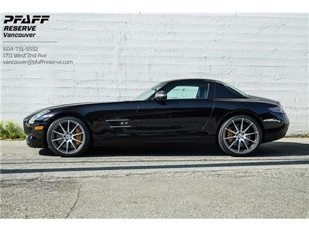 2011 Mercedes-Benz SLS AMG Base (Stk: VC013) in Vancouver - Image 1 of 18