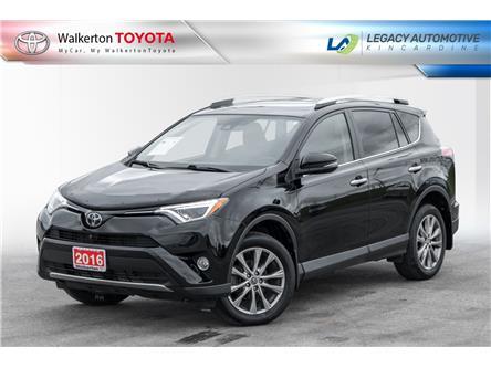 2016 Toyota RAV4 Limited (Stk: 21290A) in Walkerton - Image 1 of 20