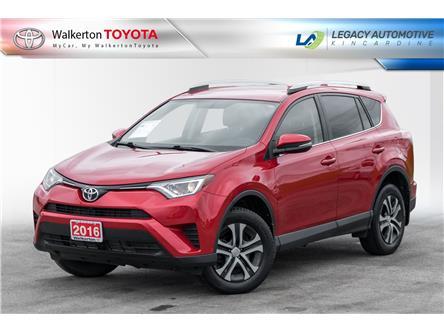 2016 Toyota RAV4 LE (Stk: PM114A) in Walkerton - Image 1 of 18