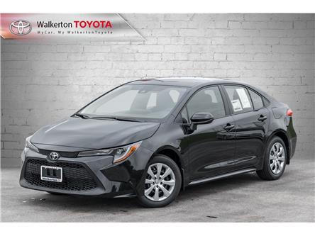 2021 Toyota Corolla LE (Stk: 21336) in Walkerton - Image 1 of 16