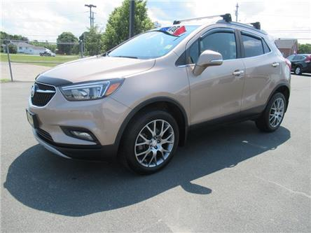 2018 Buick Encore Sport Touring (Stk: 2021-T54A) in Bathurst - Image 1 of 22