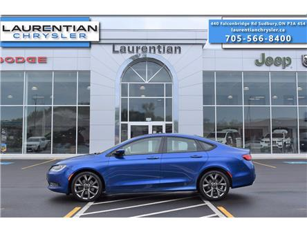 2016 Chrysler 200 S (Stk: 21011A) in Greater Sudbury - Image 1 of 24