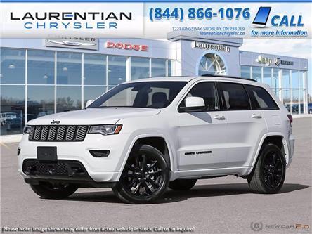 2021 Jeep Grand Cherokee Laredo (Stk: 21347) in Greater Sudbury - Image 1 of 22