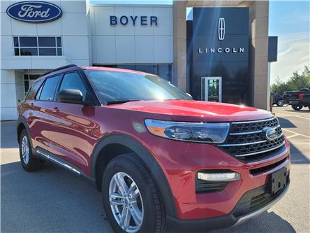 2021 Ford Explorer XLT (Stk: EX3245) in Bobcaygeon - Image 1 of 25