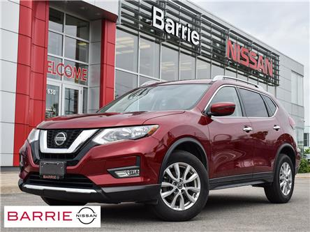 2020 Nissan Rogue SV (Stk: 21211A) in Barrie - Image 1 of 9
