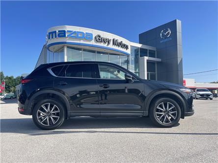 2018 Mazda CX-5 GT (Stk: 03436P) in Owen Sound - Image 1 of 19