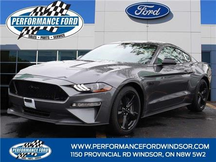 2021 Ford Mustang GT Premium (Stk: MG26582) in Windsor - Image 1 of 16