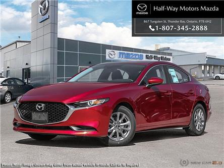 2021 Mazda Mazda3 GX (Stk: 4751) in Thunder Bay - Image 1 of 23
