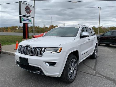 2021 Jeep Grand Cherokee Overland (Stk: 6603) in Sudbury - Image 1 of 20