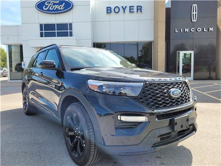 2021 Ford Explorer ST (Stk: EX3244) in Bobcaygeon - Image 1 of 30