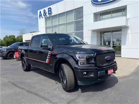 2019 Ford F-150  (Stk: 21221A) in Perth - Image 1 of 21