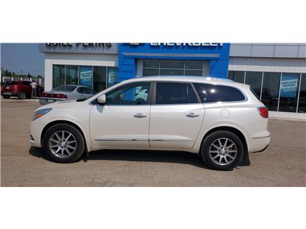 2014 Buick Enclave Leather (Stk: 21T111B) in Wadena - Image 1 of 18