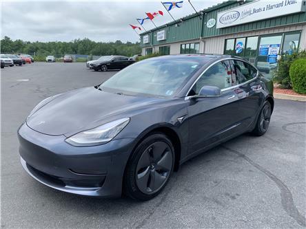 2020 Tesla Model 3 Standard Range (Stk: 11110A) in Lower Sackville - Image 1 of 14
