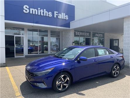 2021 Hyundai Elantra Ultimate (Stk: 10439) in Smiths Falls - Image 1 of 14