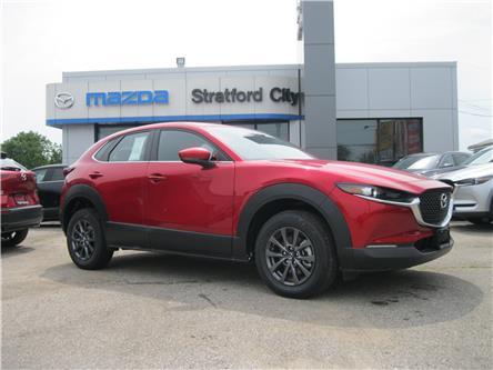 2021 Mazda CX-30 GX (Stk: 21101) in Stratford - Image 1 of 13