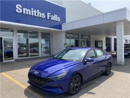 2021 Hyundai Elantra Preferred w/Sun & Tech Pkg (Stk: 10469) in Smiths Falls - Image 1 of 14
