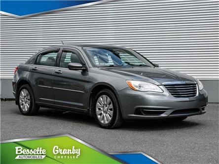 2012 Chrysler 200 LX (Stk: G21-182A) in Granby - Image 1 of 28