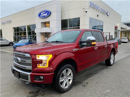 2015 Ford F-150 Platinum (Stk: OP21213) in Vancouver - Image 1 of 27
