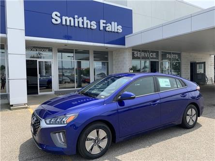 2021 Hyundai Ioniq Hybrid Preferred (Stk: 10398) in Smiths Falls - Image 1 of 14