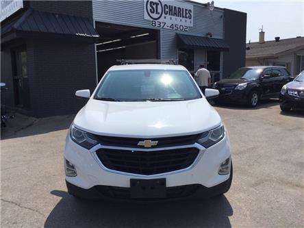 2018 Chevrolet Equinox LT (Stk: ) in Winnipeg - Image 1 of 17