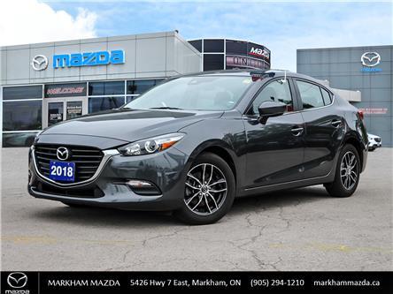 2018 Mazda Mazda3  (Stk: L210478A) in Markham - Image 1 of 27