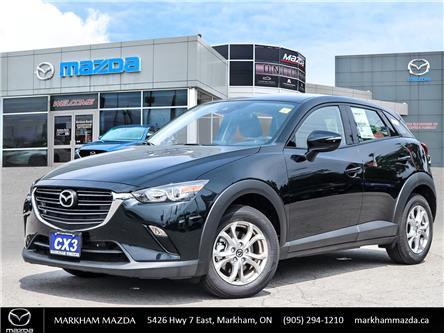 2021 Mazda CX-3 GS (Stk: H210109D) in Markham - Image 1 of 26