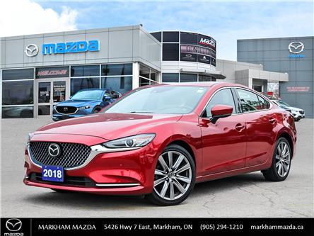 2018 Mazda MAZDA6 Signature (Stk: P2089) in Markham - Image 1 of 30